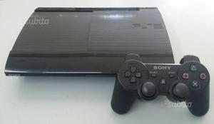 Ps3 Playstation 3 Super Slim garanzia