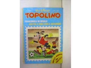 TOPOLINO 6 numeri