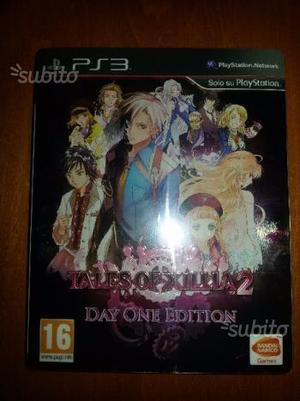 Tales of Xillia 2 limited edition PS3