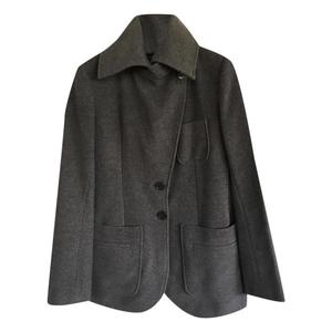 cappotto classico in lana