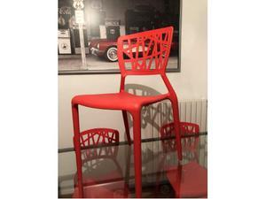 Sedie Rosse Ikea : Sedie ikea herman rosse posot class