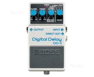 Boss digital delay DD3