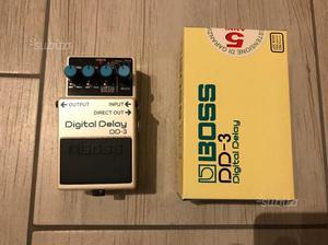 Digital Delay Boss DD-3
