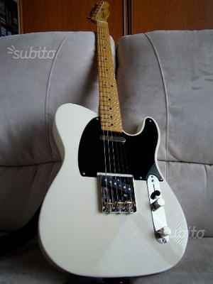 Fender squier classic vibe 50s vintage white