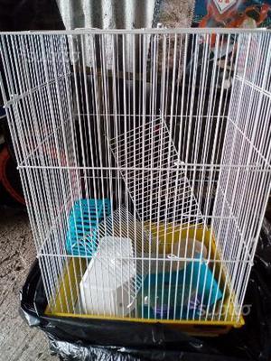 Gabbia uccelli,criceti