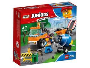 LEGO JUNIORS  - CITY: CAMION DELLA MANUTENZIONE