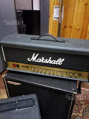 datazione Marshall 4x12 CAB