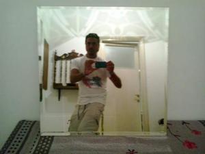 Specchio pregiato 50x50cm
