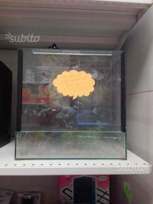 Teca per tartaruga pompa isolotto luce posot class for Depuratore acquario tartarughe