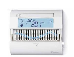 Cronotermostato manuale nuovo bizona imit posot class for Geca unico termostato istruzioni