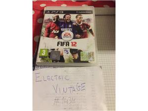 Fifa 12 Sony PS3