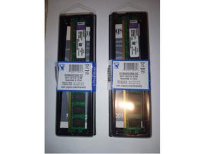 Kingston Memoria RAM pc da 2 GB, 800 MHz, DDR2,
