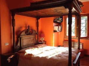 Letti A Baldacchino Antichi : La camera con letto a baldacchino foto di hotel antiche figure