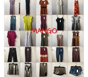 Stock Abbigliamento nuovo ultimi ritiri MANGO e altri Marchi