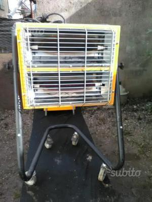 Stufetta ad infrarossi posot class - Stufetta a gas portatile ...