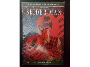 100% Marvel Spiderman DA UN GRANDE POTERE..