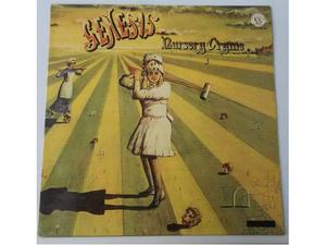 Genesis - nursery cryme lp made in italy