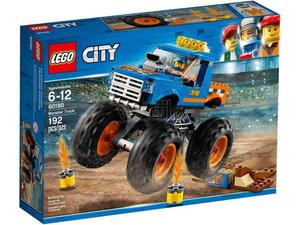 LEGO CITY  - GREAT VEHICLES: MONSTER TRUCK