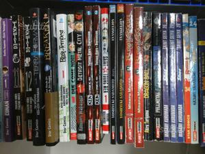 Manga/comics vari