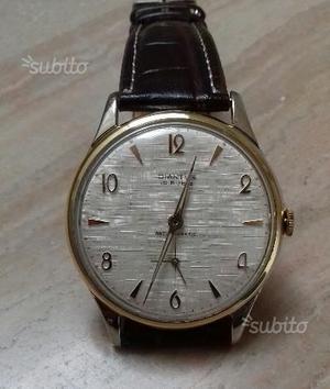 Orologio anni 50