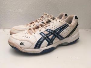 Scarpe da tennis asics 42.5 come nuove