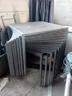Tavoli ripiano paio cavalletti posot class - Cavalletti in legno per tavoli ...