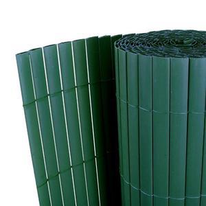 vidaXL Recinzione da Giardino a Doppio Lato 195x300 cm Verde