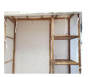 Arredamento bambu n 1 armadio posot class for Arredamento bambu