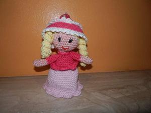 Bambolina cupcake amigurumi