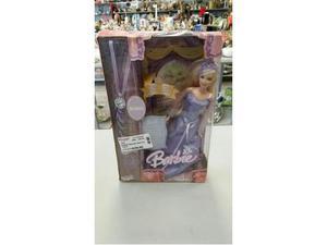 Barbie pbonus vestito viola