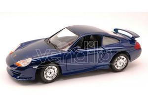 Bburago BUBL PORSCHE 911 GT  BLUE 1:24 Modellino