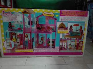 Casa barbie malib posot class for Piani casa accessibili