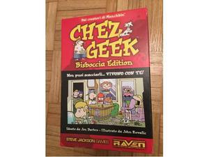 Chez geek gioco da tavolo