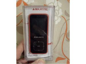 Lettore MP3/MP4 Majestic 8gb