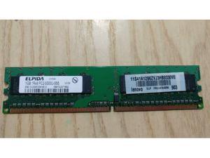 Memoria RAM Elpida 1GB DDR2 PC