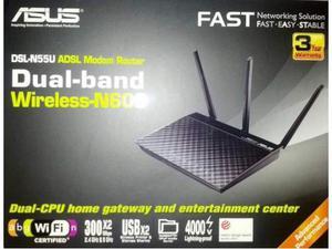 Modem Router Asus N600