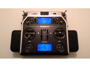 Radiocomando drone aliante