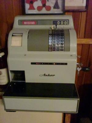 registratore di cassa Anker