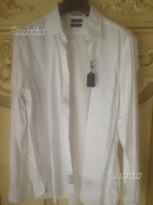 Camicia bianca At.p.co