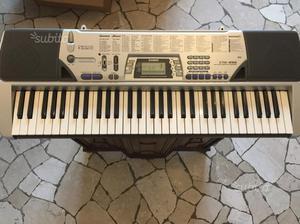 Casio ctk - 496 tastiera a 61 tasti standard