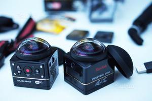 Fotocamera Kodak PixPro SPk VR video gopro