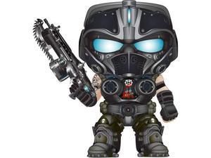 Funko Gears of War POP Games Vinile Figura Clayton Carmine 9