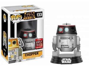 Funko Star Wars Rebels POP Movies Vinile Figura Chopper