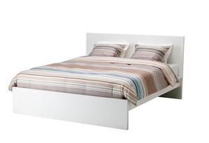 Base letto ikea malm padova posot class - Ikea malm letto matrimoniale ...