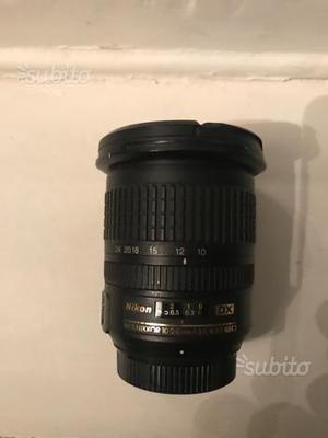 Nikon d f 3.5 come nuova