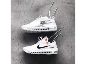 Off white nike air max 97 | Posot Class