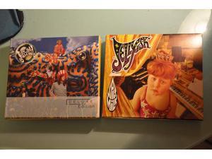 2 cd doppi edizione deluxe dei Jellyfish