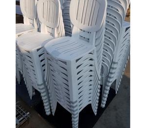 66 sedie in plastica nuove Nardi mod. Elba a prezzo speciale