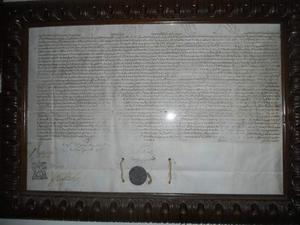 Bolla pontificia Benedetto XIV