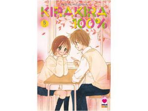 Kira kira 100% serie COMPLETA planet manga